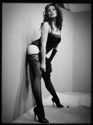 Striptease Nina Lalo