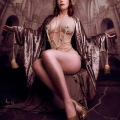 Lady Xarah von den Vielenregen - Glamour Entertainment