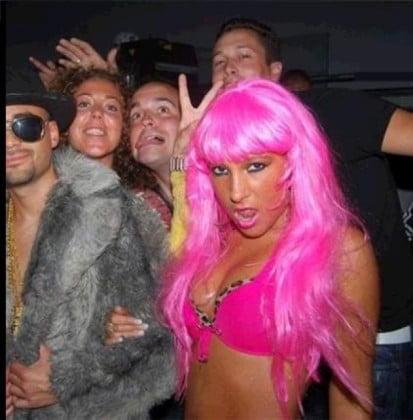 Striptease Kimm - Glamour Entertainment