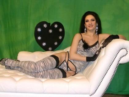 Striptease Ellian - Glamour Entertainment