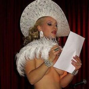 Lady Eva - Glamour Entertainment