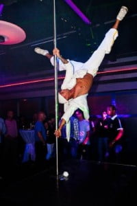 Paaldanser Jeffry - Glamour Entertainment
