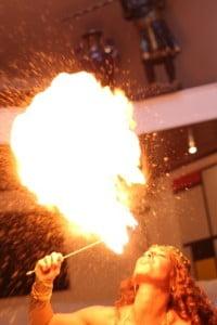 Pyromania - Glamour Entertainment