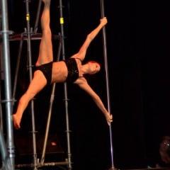 Paaldanseres Josephine Levana - Glamour Entertainment