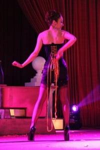 Burlesque Victoria Romanova - Glamour Entertainment