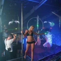 Paaldanseres Worn Candy - Glamour Entertainment
