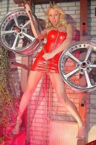 Striptease jessy huren